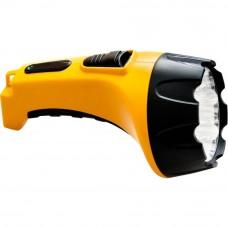 TH2295 аккумуляторный фонарь (TH93С)DC  желтый  15 LED 12653