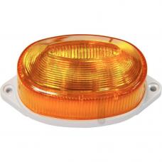 Светильник-вспышка (стробы) 3,5W 230V, желтый, ST1D 26002