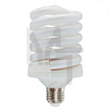 Лампа энергосберегающая ELS64 спираль  45W E27 6400K 04110