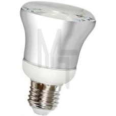 Лампа энергосберегающая ELR61 зеркальная R63 (T3) 15W E27 4000K 04029