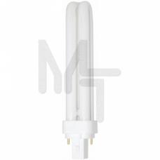 Лампа энергосберегающая EST3 2U/2P 18W  G-24 6400К 04282