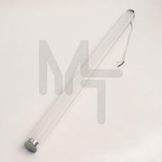 AL5048 Светодиодный светильник 60LEDs 4000K 12W в пластиковом корпусе IP44 28588