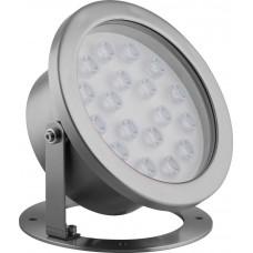 LL-874 Светодиодный прожектор подводный ЛЮКС, D210xH220, IP68 18W 24V RGB 32039