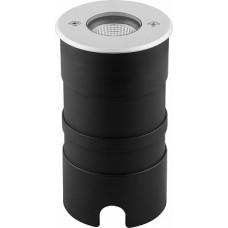 SP4117 Тротуарный светодиодный светильник ЛЮКС, 8,3W 3000K AC230V D80*H136мм IP67 32036