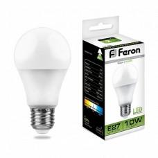 Лампа светодиодная LB-92 (10W) 230V E27 4000K 25458