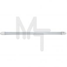 Лампа светодиодная LB-213 Т8 glass 18W 230V 112LEDS 2835SMD 1650LM 4000K G13 25498