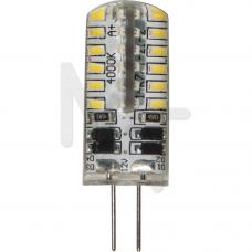 Лампа светодиодная LB-422 , 48LED(3W) 12V G4 2700K 25531