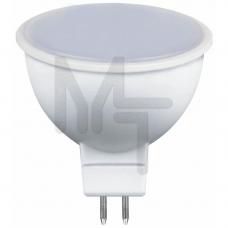 Лампа светодиодная LB-24 MR16 G5.3 230V 5W 44LEDS 4000K 25126