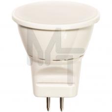 Лампа светодиодная LB-271, MR11 6LED (3W) 230V G5.3 4000K 25552