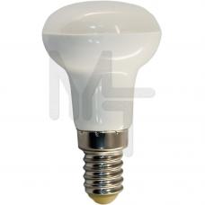 Лампа светодиодная LB-439 10LED(5W) 230V E14, 6400K 25518