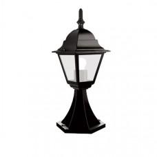 4104 Светильник садово-парковый, 60W 230V E27 черный 11020