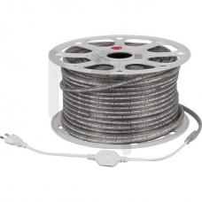 LS704/LED-RL 60SMD(3528)/m 220V, 4.4W/m 12*7mm зеленая IP68, min 100m 26241