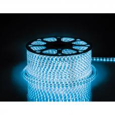 LS704/LED-RL 60SMD(3528)/m 220V, 4.4W/m 12*7mm синяя IP68, min 100m 26242