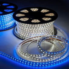 LS707/LED-RL 30SMD(5050/m 220V, 7,2W/m 14*8mm белая IP68, min 50m 26256