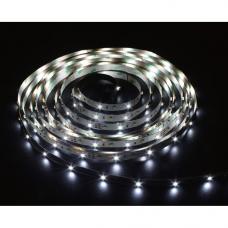 LS612/LED-RL 120SMD(3528)/m 9.6W/m 12V 5m*10*3,8mm белый на белом  IP22 27729