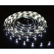 LS613/LED-RL 120SMD(3528)/m 9.6W/m 12V 5m*10*3,8mm белый на белом  IP65 27731