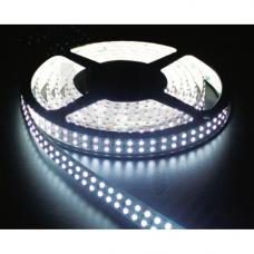 LS615/LED-RL 240SMD(3528)/m 19.2W/m 12V 5m*10*3,8mm белый на белом  IP65 27733