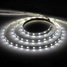 LS603/LED-RL 60SMD(3528)/m 4.8W/m 12V 5m*8*0.22mm  теплый белый на белом 27597