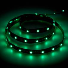 LS603/LED-RL 60SMD(3528)/m 4.8W/m 12V 5m*8*0.22mm зеленый на белом 27671