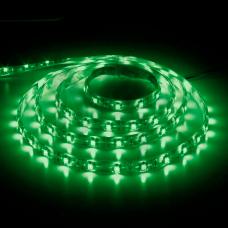 LS604/LED-RL 60SMD(3528)/m 4.8W/m 12V 5m*8*0.22mm зеленый на беломIP65 27675