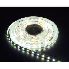 LS606/LED-RL 30SMD(5050)/m 7.2W/m 12V 5m*10*0.22mm RGB на белом 27678