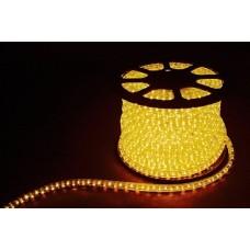 Дюралайт LED 2WAY 13мм верт. желтый (36led/m) светодиодный 26062