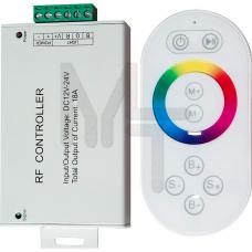 LD56 Контроллер для светодиодной ленты белый 18А12-24V 21558