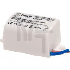 LB003 6W 12V Трансформатор электронный для светод. ленты драйвер 21480