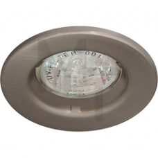 Светильник DL7 Свет.под MR-11 не поворотный хром 15099