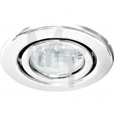 Светильник DL8 Свет.под MR-11 поворотный титан 15103