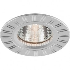 Светильник GS-M393 MR16/G5.3/ серебро 17939