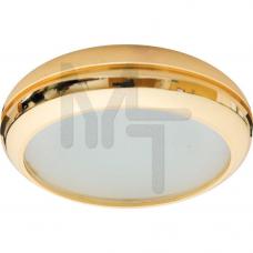 Светильник CD4207 MR16 ант золото 19941