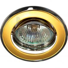 Светильник 301Тпл.пов. под MR-16 титан-хром. /D/L GU5.3 17535