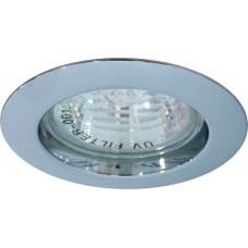Светильник DL 307 неповоротный хром MR-16(литье) 15012