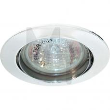 Светильник DL 308 поворотный белый MR-16(литье) 15067
