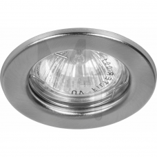 Светильник DL10 MR-16 не поворот.хром 15113