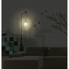 NL60 Светильник-ночник  230V ESB 9W E14 с сетевым шнуром 23279