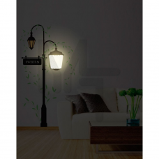 NL62 Светильник-ночник  230V ESB 9W E14 с сетевым шнуром 23281