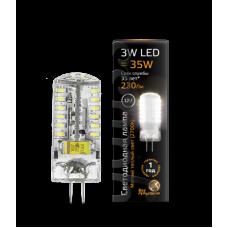 Лампа светодиодная Gauss LED G4 3W 2700K 12V 1/20/200 207707103