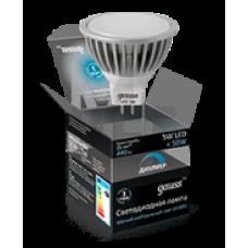Лампа светодиодная Gauss LED MR16 5W SMD AC220-240V 4100K диммируемая 101505205-D