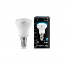 Лампа Gauss LED R39 E14 4W 370lm 4100K 1/10/100 106001204