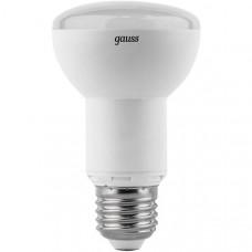 Лампа Gauss LED R63 E27 9W 700lm 4100K 1/10/50 106002209