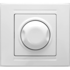 MD2911127 Светорегулятор 1000Вт с подсветкой бел. 01 29 11 00 100 127