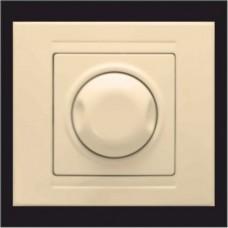 MD2912127 Светорегулятор 1000Вт с подсветкой крем 01 29 12 00 100 127