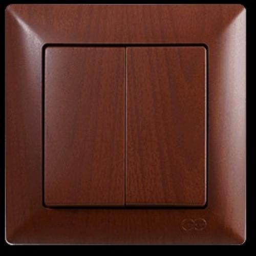VS2820103 Выкл. 2-клав. ОРЕХ 01 28 20 00 100 103