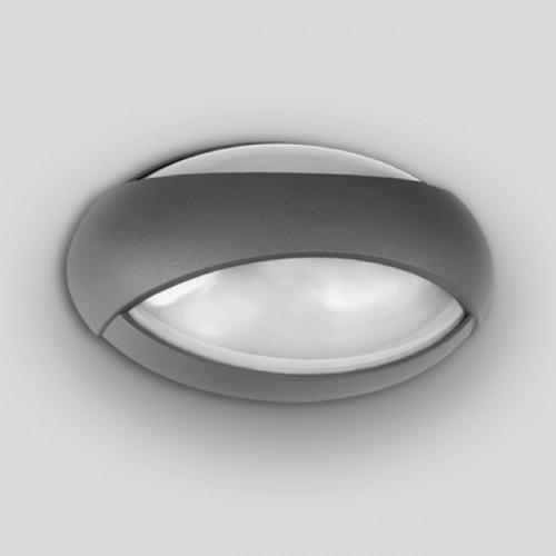 Sidney Светильник навесной овальный 3*2 (Grey) W1861 S