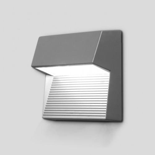 Sidney Светильник навесной прямоуг 15х15х7,2см 3*2 (S) W1866