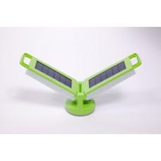 Solar Светильник переносный 16*0.1W LED(бабочка) (Green) P9003-ST Gr
