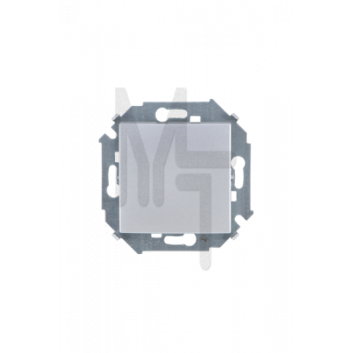 Выключатель проходной (переключатель), 16А, 250В, винтовой зажим, алюминий 1591201-033