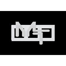 Рамка универсальная, 3 поста, белый 1500630-030